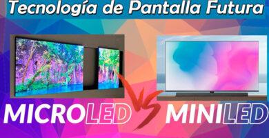 mini led vs microled