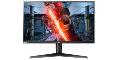 monitor lg 27gl850 review