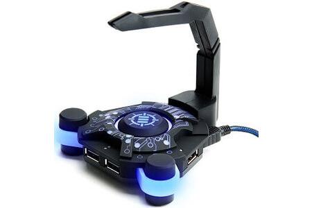 sujetador de cable de mouse