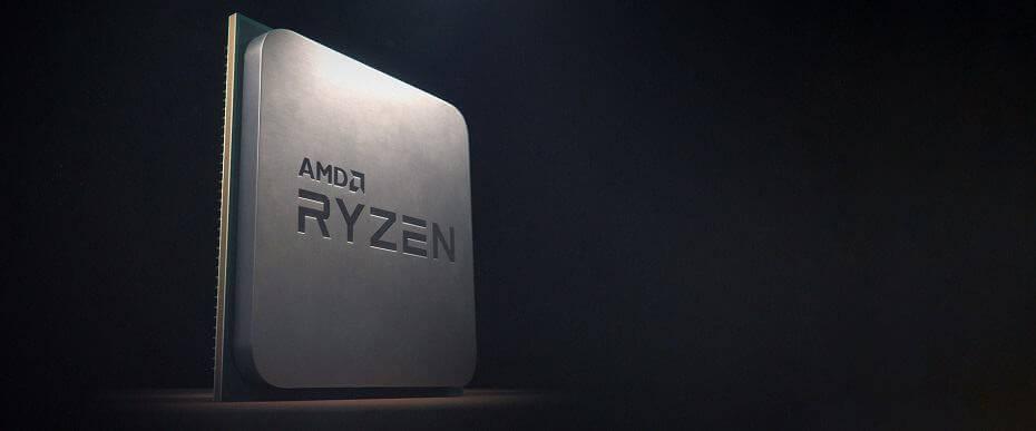 CPU AMD Ryzen