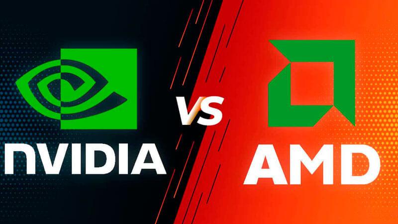 NVIDIA vs AMD tarjetas graficas