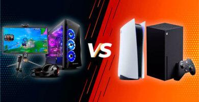 PC Gaming vs Consola Gaming