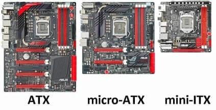 atx vs micro atx vs mini atx diferencias