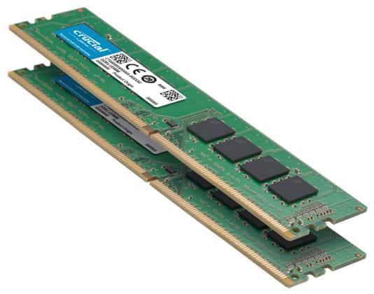 evolucion de la RAM