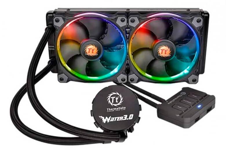 refrigeracion liquida para CPU