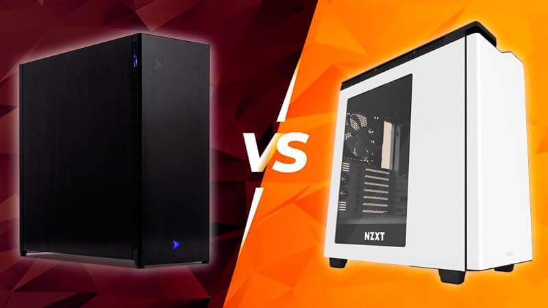 Estacion de Trabajo vs PC Gaming