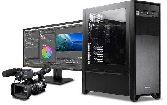 estacion de trabajo vs desktop