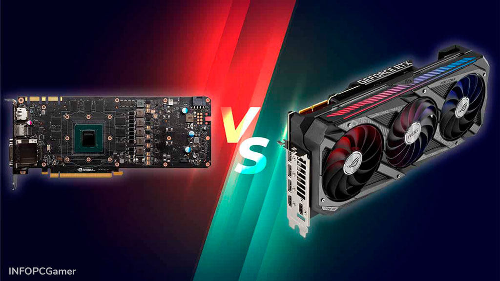 Tarjeta Grafica vs GPU