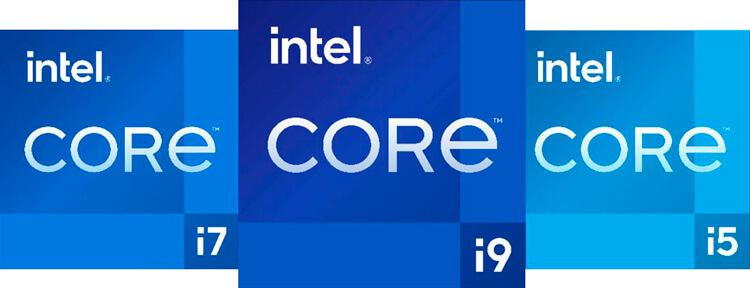 Intel Core i5 i7 y i9