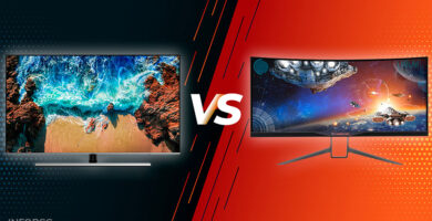 TV vs Monitor Gaming