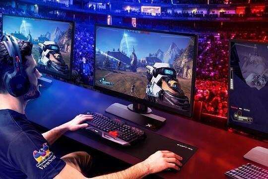 mejor tiempo de respuesta en un monitor gamer