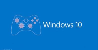 modo de juego en windows 10