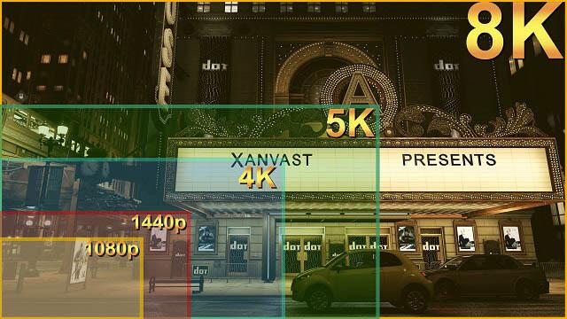 monitor de juegos vs tv