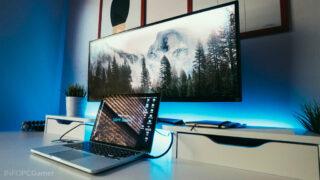 conectar laptop a tv