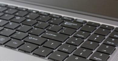 deshabilitar el teclado en windows 10