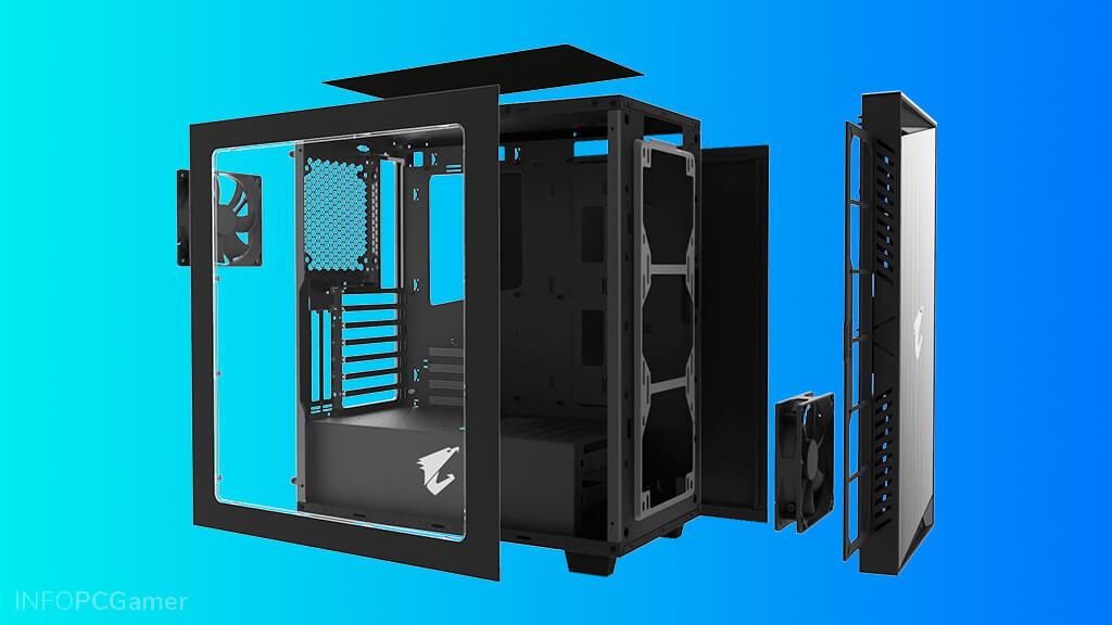 elegir torre caja gabinete para pc