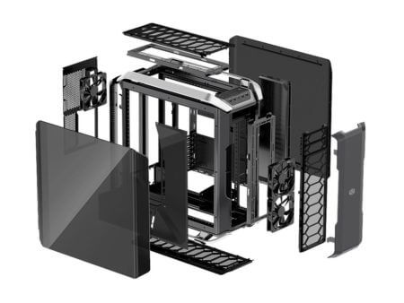 gabinetes para pc dimensiones