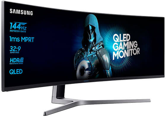 tamaño del monitor