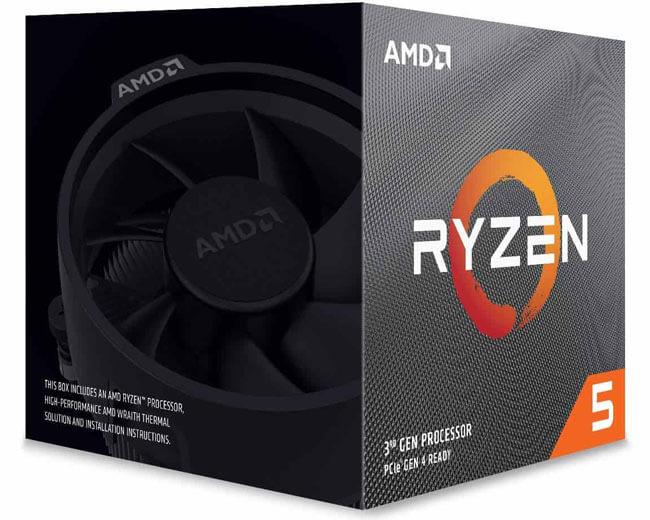 AMD Ryzen 5 tercera generacion