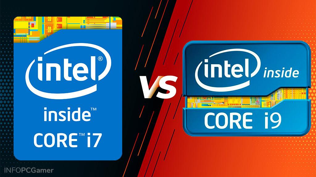 Intel Core i7 vs i9 Para Gaming