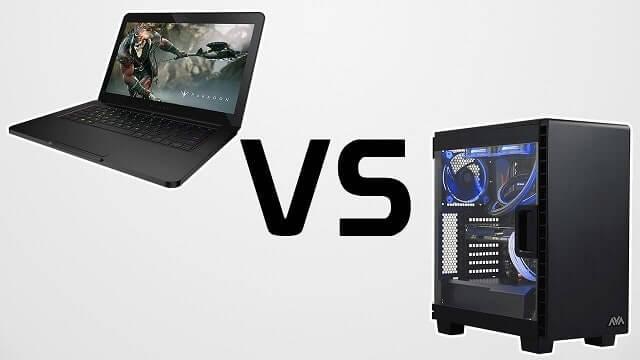 laptop vs pc gaming ventajas y desventajas