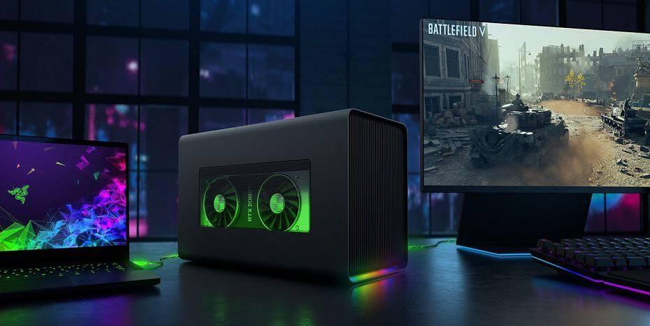 placa de video externa