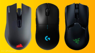 Mejor mouse gaming