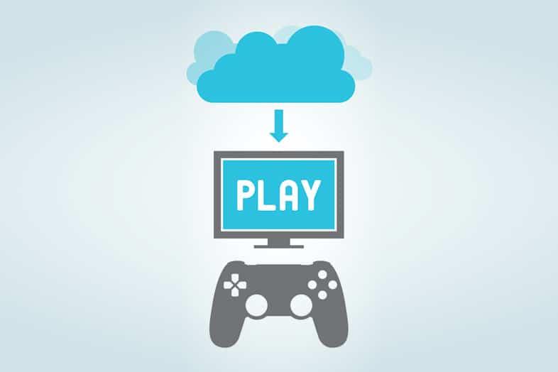 juegos de computacion en la nube