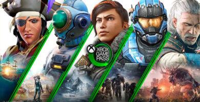 mejores juegos de Xbox Game Pass