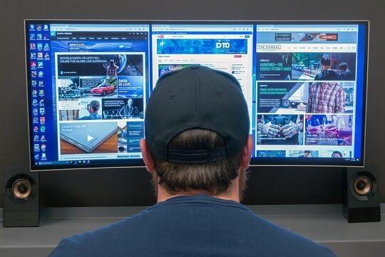 valen la pena los monitores ultrawide