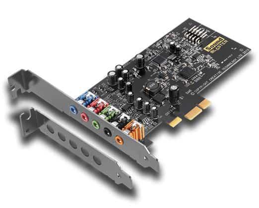Tarjeta de sonido integrada o conector defectuoso
