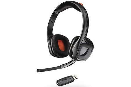 auriculares gamer inalambricos con microfono
