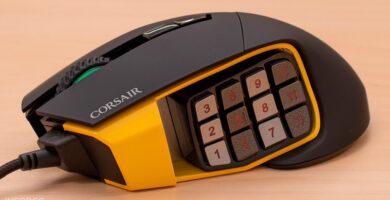 como elegir un mouse gamer