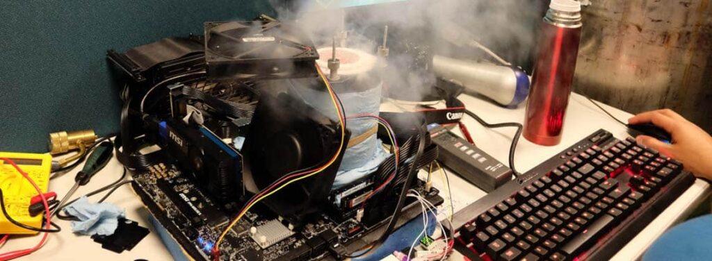 Inconvenientes de hacer overclocking en su CPU